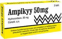 AMPIKYY 50 mg tabl 3 fol