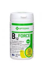 Apteekki B12 FORCE 1000/300 mikrog (metyylikobalamiini+metyylifolaatti) 100 tabl