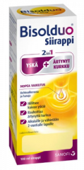 Bisolduo siirappi 100 ml