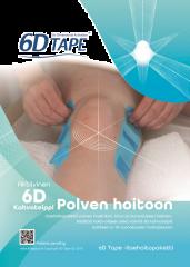 6D Tape polvenhoito 2 hoitokertaa 2 kpl