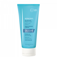 Ducray Keracnyl Foaming Gel 200 ml
