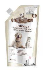 Obersten Omega-3 kalaöljy 400 ml