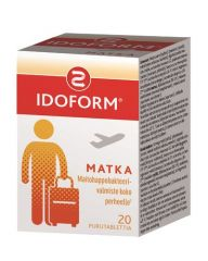 IDOFORM MATKA 20 PURUTABL